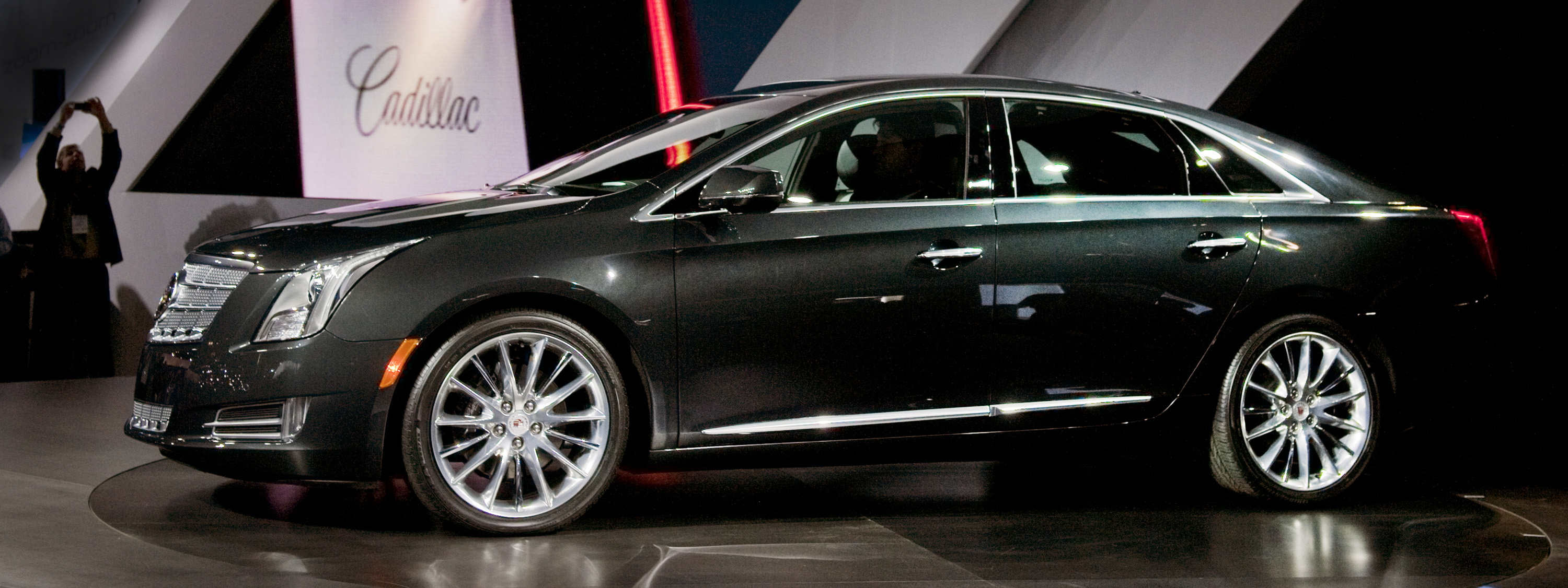 Cadillac XTS Source: (C) GM Corp.