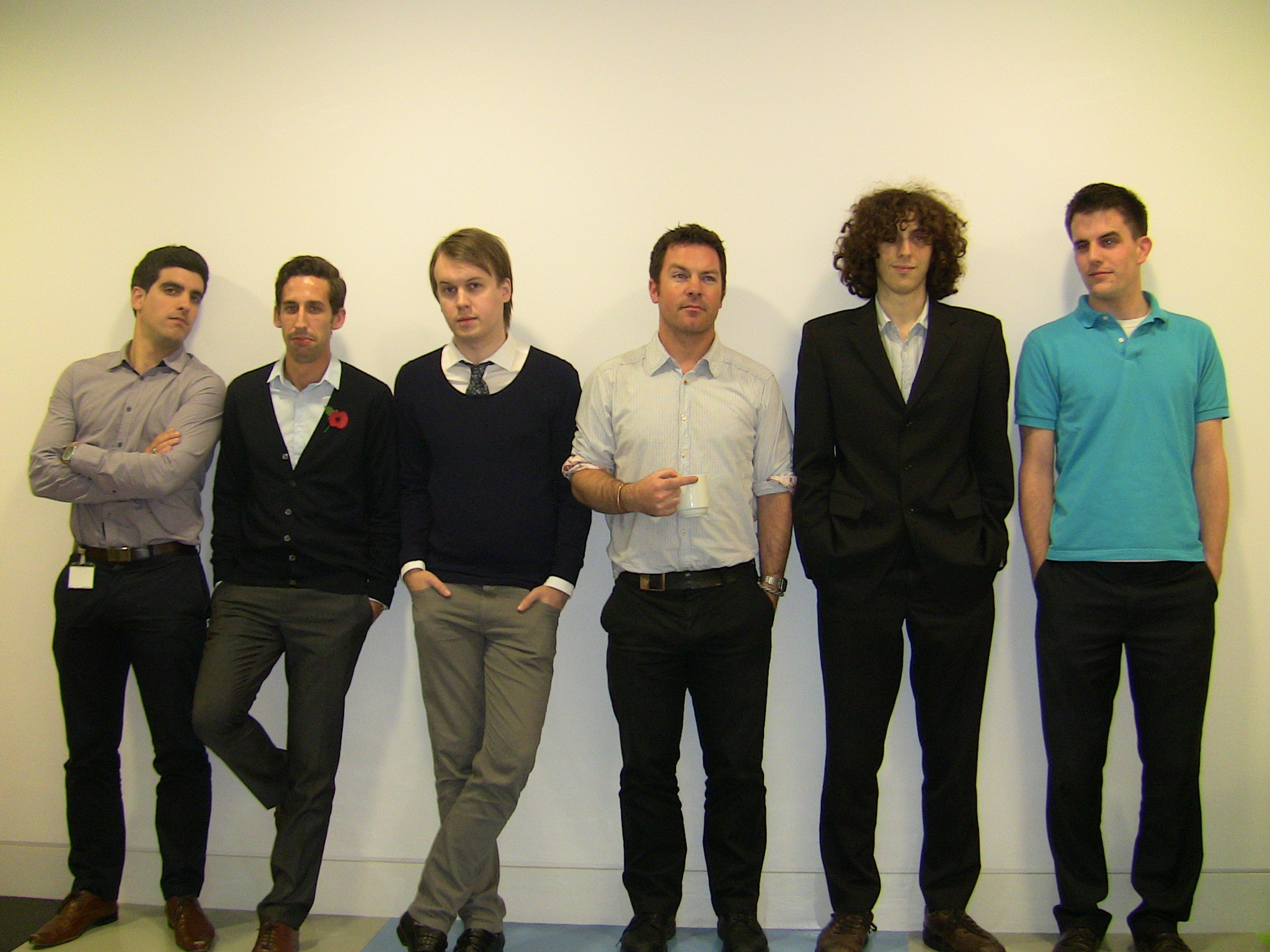 MOVEMBER MINTEL TEAM