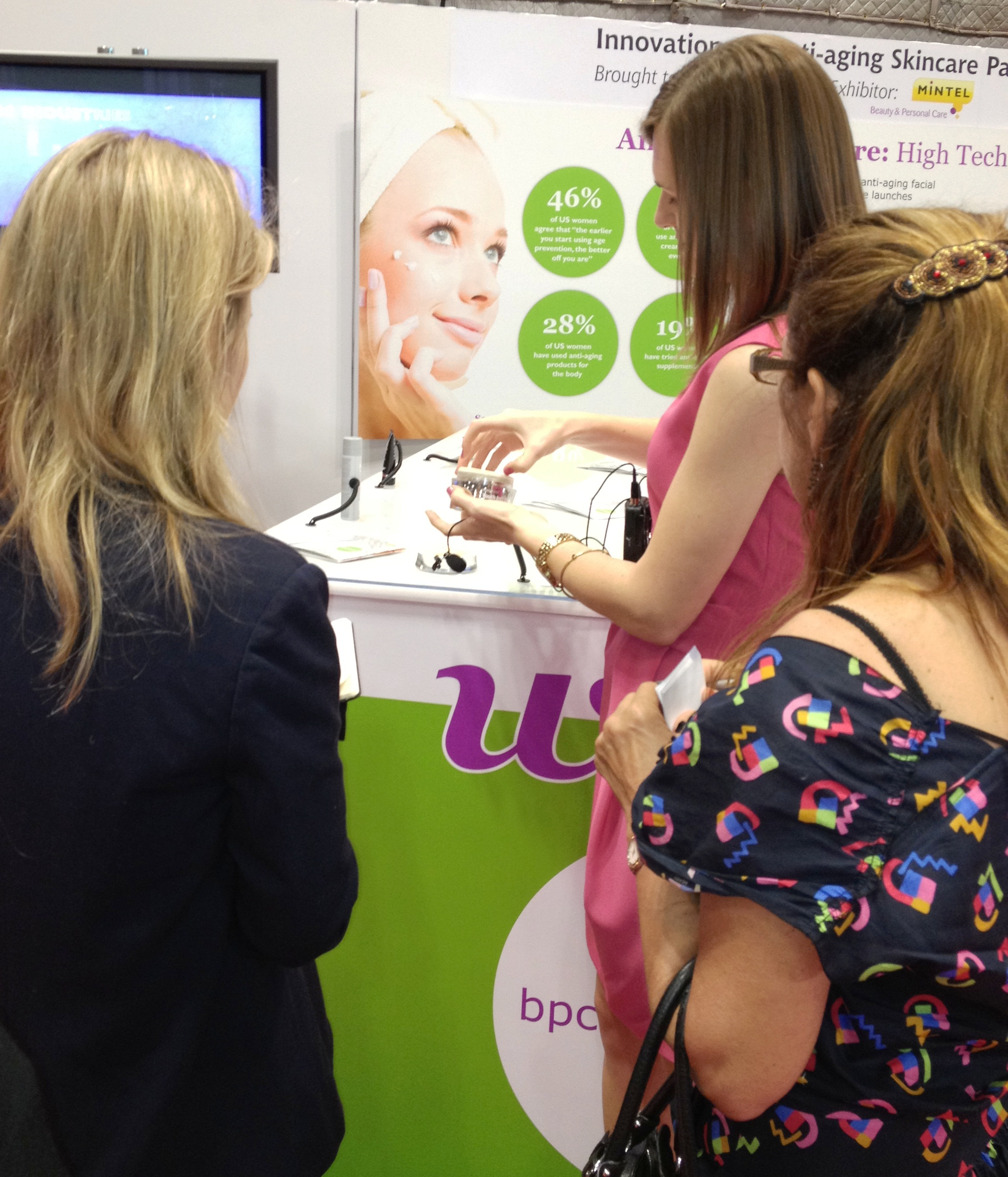 Mintel Product Demo at HBA