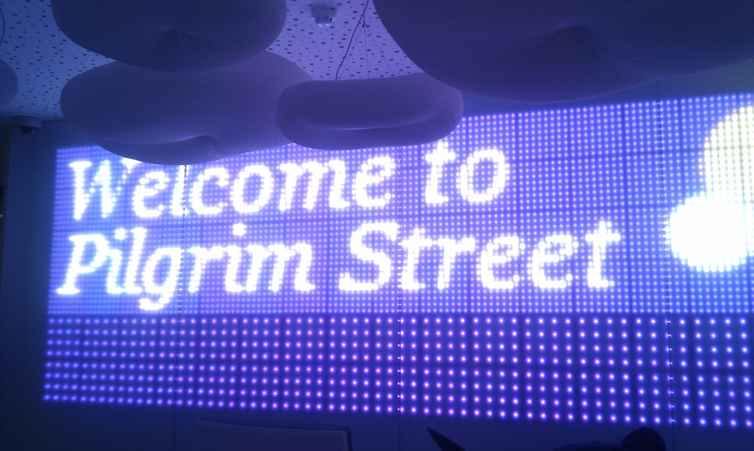 welcome to pilgrim street
