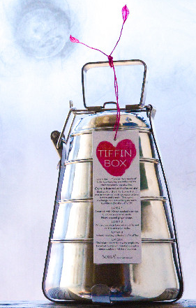 Cropped Tiffin Box