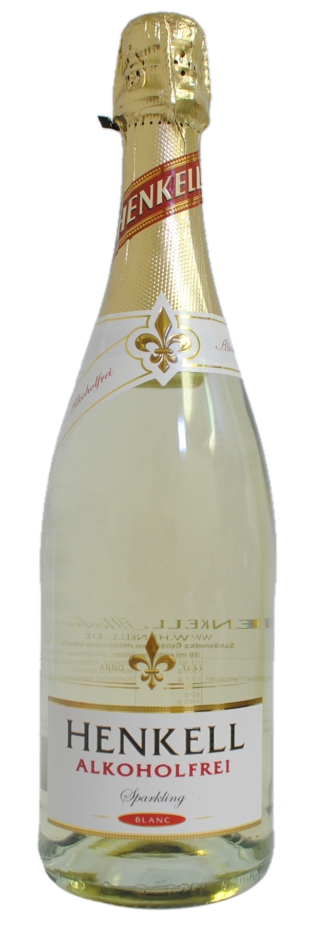 Alcohol-Free Sparkling White Wine