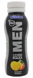 Bakoma Pro Men Yogurt