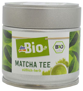 DM Bio Matcha Tea