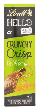 Crunchy Crisp Milk Chocolate small