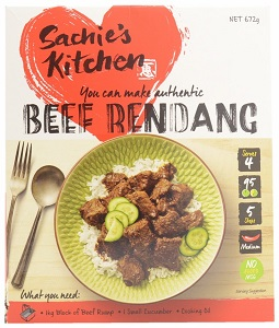 Beef Rendang Meal Kit
