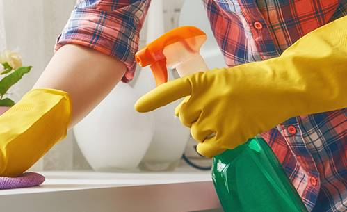 America spring cleaning-blog