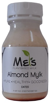 Mel's, Dates Almond Mylk, Indonesia