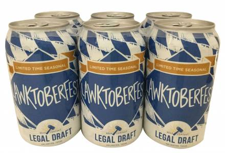 Lawktoberfest Beer, Legal Draft, USA