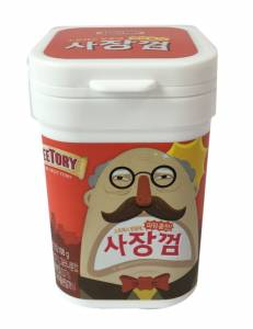 Sweetory Boss Gum, Daeyoung Foods, South Korea