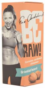 Be Raw! Oriental Boost Snack Balls